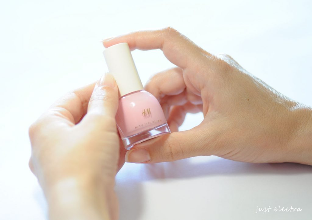 Beauty Pampering with H&M Nail Polish
