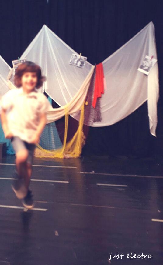 Σχολική γιορτή-αφιέρωμα στον Ελληνικό κινηματογράφο
