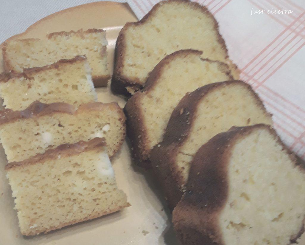 Κέικ αλμυρό & γλυκό