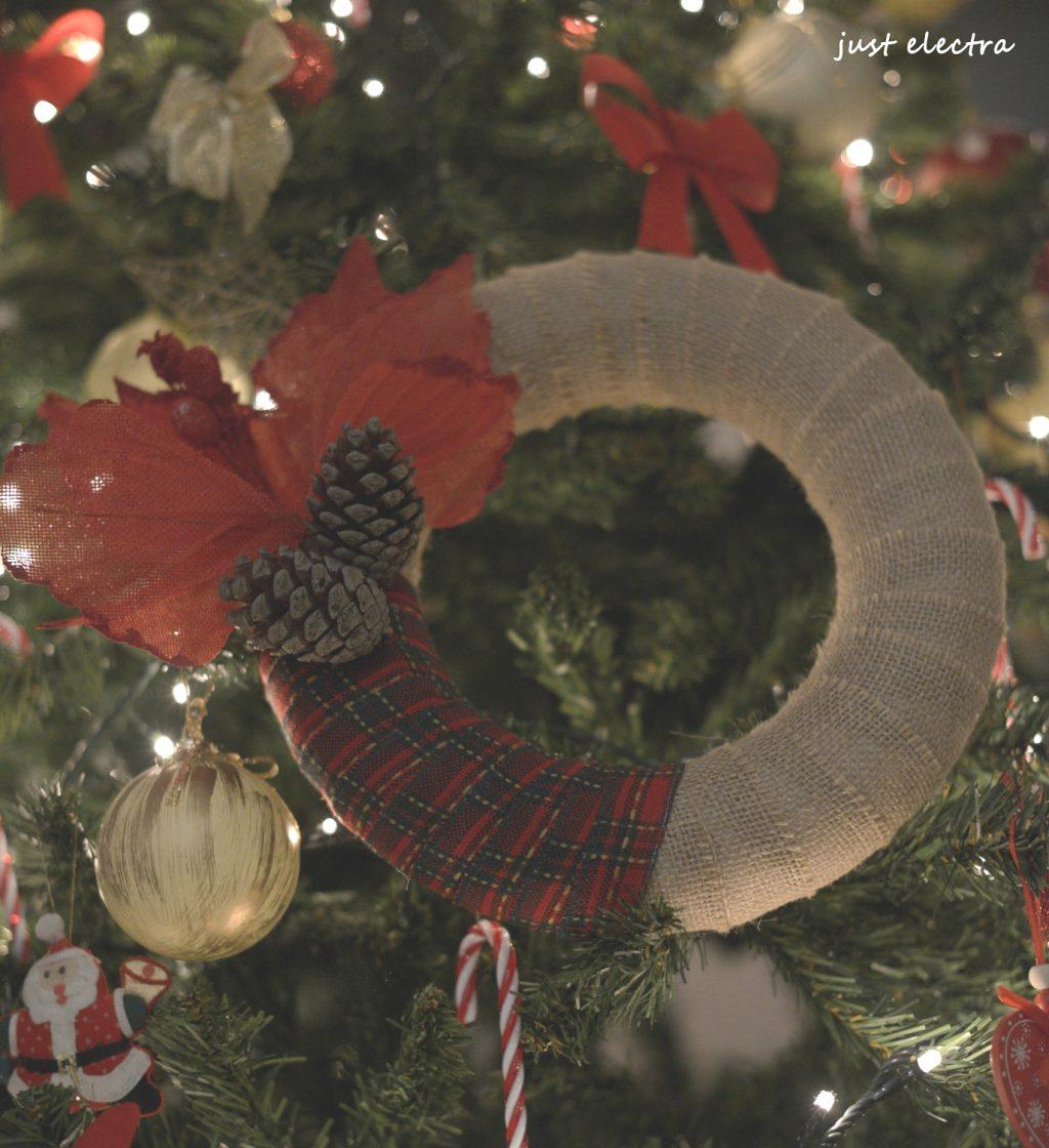 Ιδέες για χριστουγεννιάτικα στεφάνια