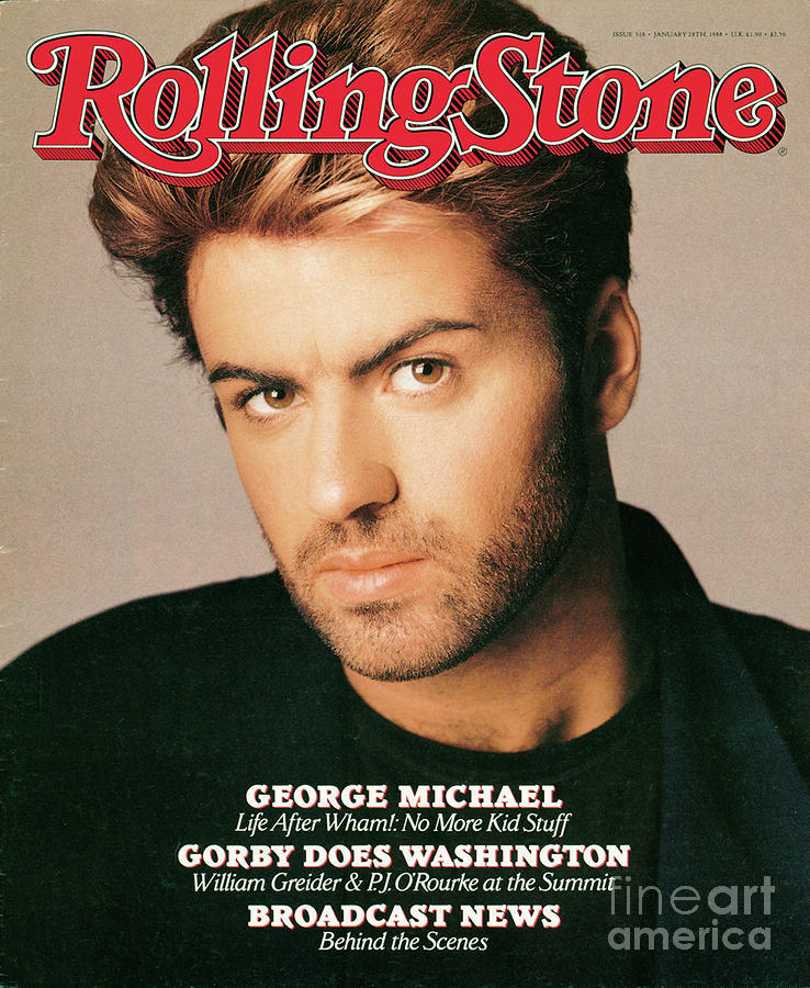 26+1 fun facts about George Michael