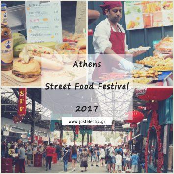Athens Street Food Festival 2017
